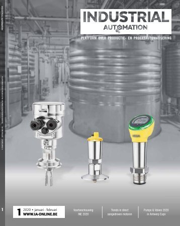 Industrial Automation 01 2020