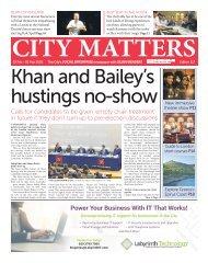 City Matters 117