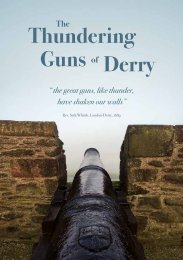 The Thundering Guns of Derry