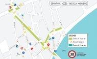 Travaux rue de la Madeleine et rue De Guledre 27-02-2020