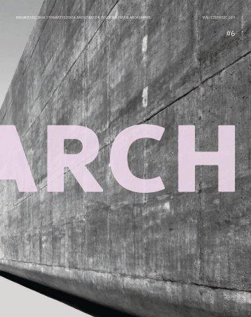 ARCH - Stowarzyszenie Architektów Polskich