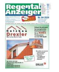 Regental-Anzeiger 04-20