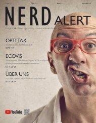NERD Alert - Ausgabe 04 - News Magazin der hsp GmbH
