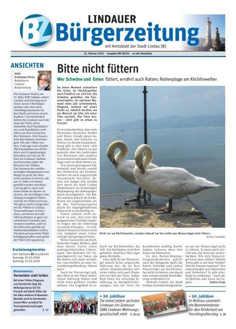 22.02.2020 Lindauer Bürgerzeitung