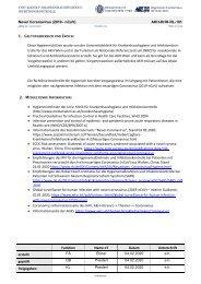 Leitrichtlinie AKH Wien - Novel_Coronavirus_nCoV_V5 (Stand 040220)