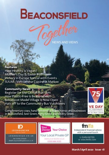 Beaconsfield Together March/April 2020 issue