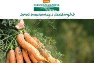 Soziale Verantwortung & Nachhaltigkeit - Demeter Felderzeugnisse GmbH