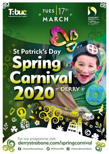 Spring Carnival 2020