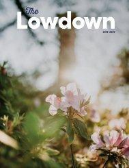 The Lowdown 2019-2020