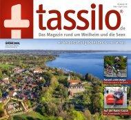 TASSILO - Das Magazin rund um Weilheim und die Seen, Ausgabe März/April 2020
