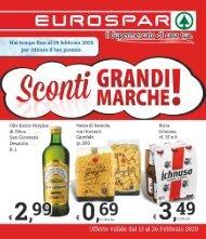 Eurospar S.Gavino 2020-02-13