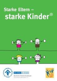 starke Kinder® - Deutsche Kinderschutzbund, OV Wiesbaden