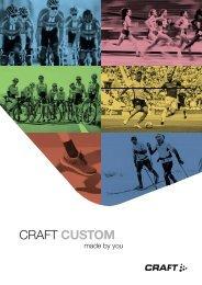 craft custom made Textilien mit Druck