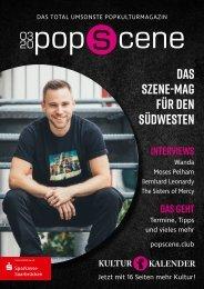 POPSCENE + KULTURKALENDER_2020.03_WEBCOVER