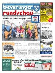 Beverunger Rundschau 2020 KW 09