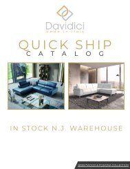 Davadici Quick Ship Catalog - 2020-PDF-version