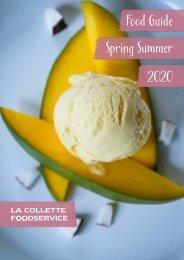 La Collette Food Guide Spring Summer 2020