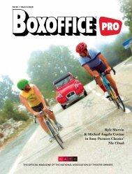 Boxoffice Pro - March 2020