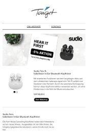 Sudio Aktion: Hear it first