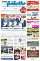 Nordfriesland Palette 09 2020