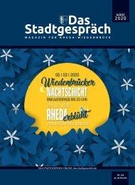 Das Stadtgespräch für Rheda-Wiedenbrück Ausgabe März 2020