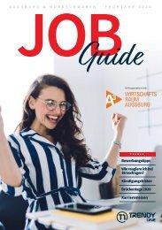 TRENDYone | Job Guide Frühjahr 2020 – Augsburg