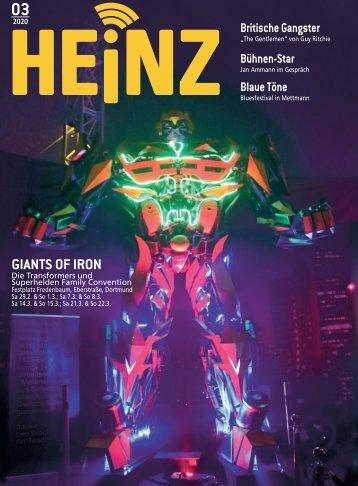 03_2020 HEINZ Magazin Dortmund