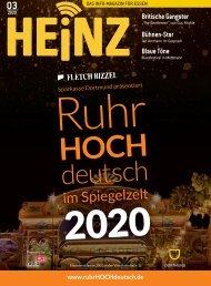 03_2020 HEINZ Magazin Essen