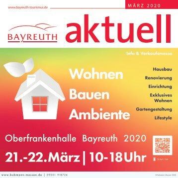 Bayreuth Aktuell März 2020