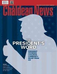 Chaldean News – March 2020