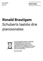 2020 03 01 Ronald Brautigam