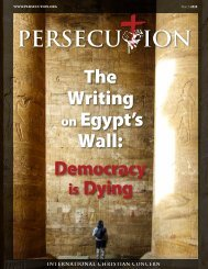 March 2020 Persecution Magazine