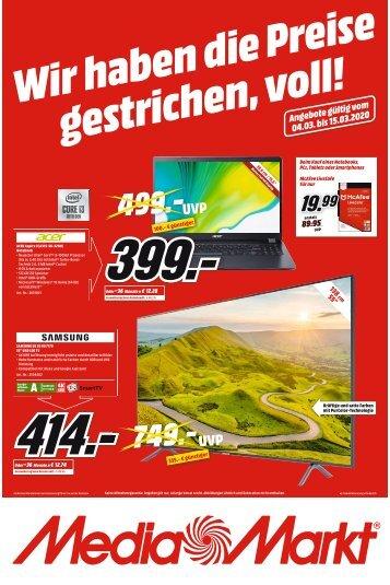 Media Markt - 05.03.2020