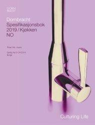 2019_Dornbracht Kitchen_NO