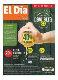 Edición impresa 27-02-2020