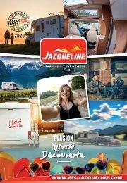 Catalogue Accesstore Jacqueline 2020