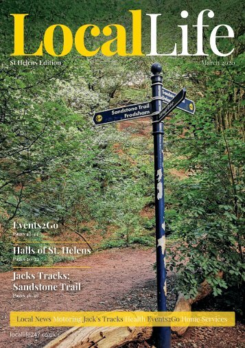 Local Life - St Helens - March 2020