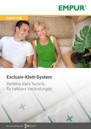 EMPUR Exclusiv-Klett-System