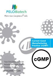 Current Good Manufacturing Practice (GMP)