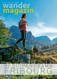 Fribourg - WanderMagazin 206
