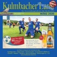 Kulmbacher Land 03/2020