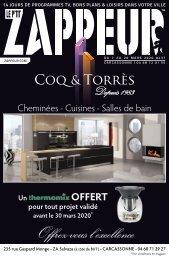 Le P'tit Zappeur - Carcassonne #437
