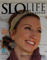 SLO LIFE Fall 2010