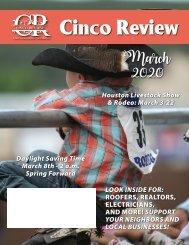 Cinco Ranch 2 March 2020