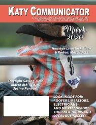 Katy Communicator March 2020