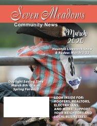 Seven Meadows March 2020
