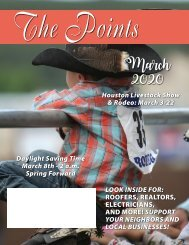 The Points March 2020