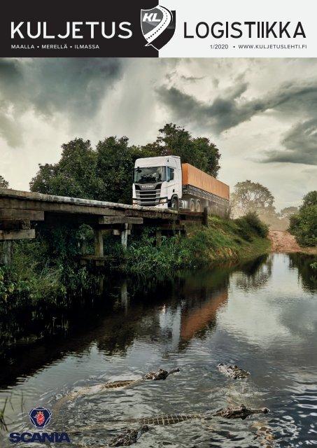 Kuljetus & Logistiikka 1 / 2020