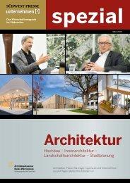 unternehmen spezial März 2020 - Architektur