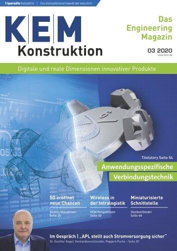 KEM Konstruktion 03.2020